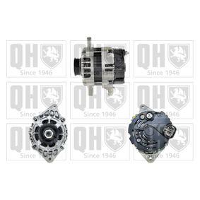 Lichtmaschine Rippenanzahl: 4 mit OEM-Nummer 37300-02550