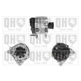 Lichtmaschine Rippenanzahl: 6 mit OEM-Nummer 06F903023J