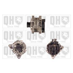 Lichtmaschine Rippenanzahl: 6 mit OEM-Nummer 9646321880