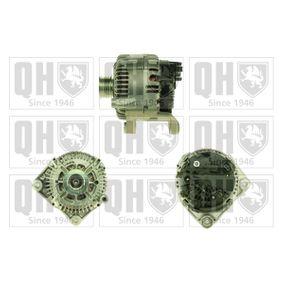 Lichtmaschine Rippenanzahl: 6 mit OEM-Nummer 1231.7.797.521