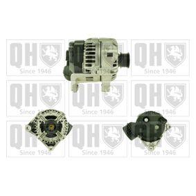 Lichtmaschine Rippenanzahl: 6 mit OEM-Nummer 12-31-7-501-755