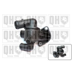 Thermostat, coolant with OEM Number 03L.121.111AC