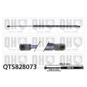 Muelle neumático, maletero / compartimento de carga QTS828073 COLT 6 (Z3A, Z2A) 1.3 ac 2006