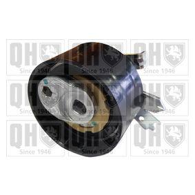 Tensioner Pulley, timing belt with OEM Number 130708047R