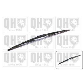 2007 Nissan Qashqai j10 1.5 dCi Wiper Blade QTW024