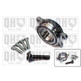 Wheel Bearing Kit Ø: 102,00mm, Inner Diameter: 61,00mm with OEM Number 4H0498625