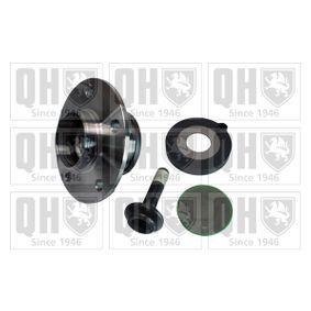 Radlagersatz Ø: 142,00mm, Innendurchmesser: 32,00mm mit OEM-Nummer 8K0598611