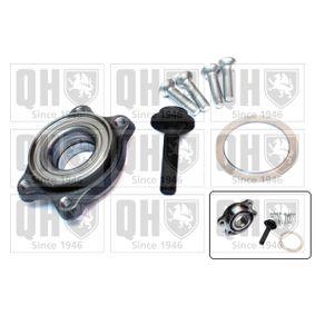 Wheel Bearing Kit Ø: 92mm, Inner Diameter: 40mm with OEM Number 3D0 498 607