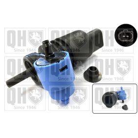 Opel Meriva B 1.7CDTI (75) Waschwasserpumpe QUINTON HAZELL QWP041 (1.7CDTI (75) Diesel 2015 A 17 DTC)