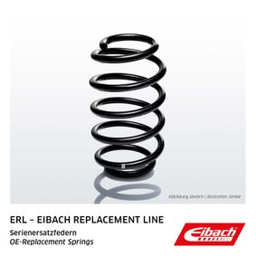 EIBACH Single Spring ERL (OE-Replacement) R10122 Coil Spring Length: 360mm