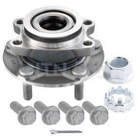 2019 Nissan Juke f15 1.6 DIG-T 4x4 Wheel Bearing Kit R168.104