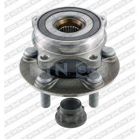 SNR  R169.115 Radlagersatz