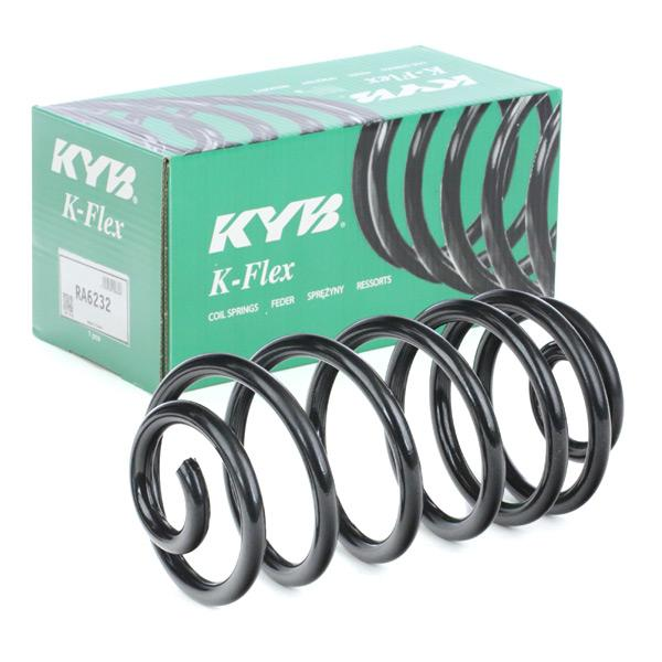 Coil Springs KYB RA6232 expert knowledge