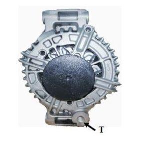 Lichtmaschine Rippenanzahl: 6 mit OEM-Nummer 12317532969