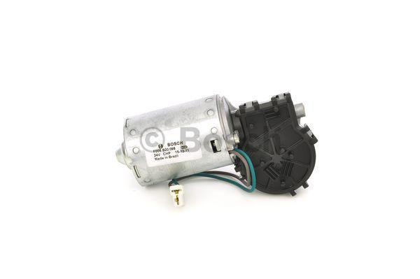 Motor del limpiaparabrisas BOSCH F 006 B20 098 evaluación
