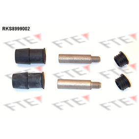 Guide Sleeve, brake caliper RKS8999002 PUNTO (188) 1.2 16V 80 MY 2002