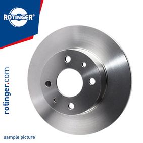 Bremsscheibe Bremsscheibendicke: 12mm, Lochanzahl: 5, Ø: 271,80mm mit OEM-Nummer E169153