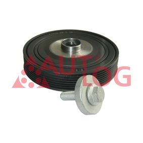 Belt Pulley Set, crankshaft with OEM Number 8200451073