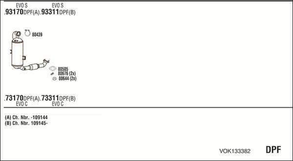 Abgasanlage WALKER RV61801 Bewertung