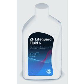 Artikelnummer ZFLifeGuardFluid6 ZF GETRIEBE Preise