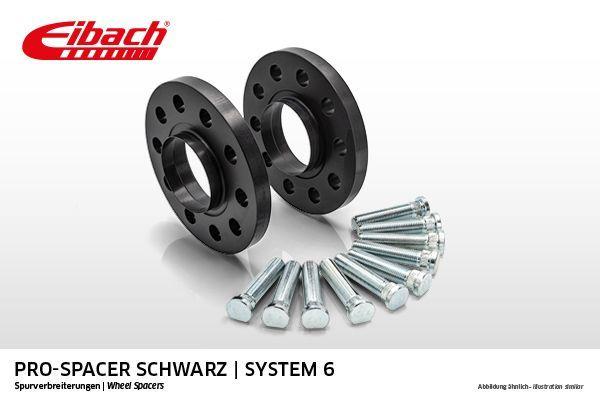 EIBACH Pro-Spacer S90-6-15-056-B Spurverbreiterung Gewindemaß: M14x1,5, Lochanzahl: 5, Lochkreis-Ø: 114,3mm, Spurverbreiterung pro Achse: 30mm