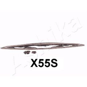 ASHIKA  SA-X55S Wischblatt Styling: mit Spoiler
