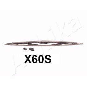 ASHIKA  SA-X60S Wischblatt Styling: mit Spoiler