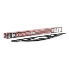 ASHIKA  SA-X65S Wischblatt Styling: mit Spoiler