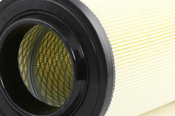 Luftfilter BOSCH F 026 400 059 Bewertung
