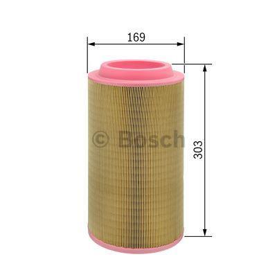 Filter BOSCH F026400059 Erfahrung