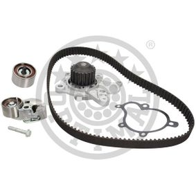 Water pump and timing belt kit Width: 28mm with OEM Number 24810-27-200