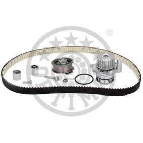 Wasserpumpe + Zahnriemensatz Breite: 23mm mit OEM-Nummer 06D109243C