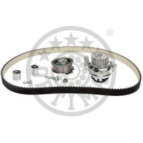 Wasserpumpe + Zahnriemensatz Breite: 23mm mit OEM-Nummer 06D 109 243 C