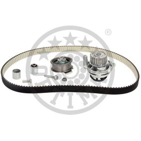 Water pump and timing belt kit Width: 23mm with OEM Number 06D 109 244 E
