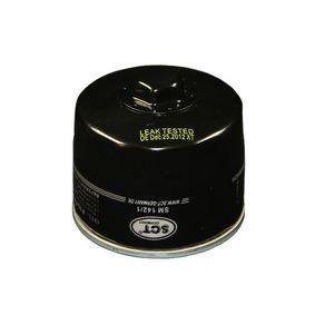 Ölfilter Ø: 76mm, Innendurchmesser 2: 62mm, Innendurchmesser 2: 71mm, Höhe: 64mm mit OEM-Nummer 8200 867 980
