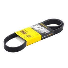 V-Ribbed Belts Length: 1070mm, Number of ribs: 6 with OEM Number 9675874480
