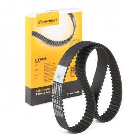 Timing Belt Width: 30mm with OEM Number CT1028 CONTITECH