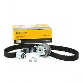 Комплект ангренажен ремък CT1028K3 Golf 5 (1K1) 1.9 TDI Г.П. 2004