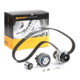 Wasserpumpe + Zahnriemensatz Breite: 30mm mit OEM-Nummer CT1028WP2 CONTITECH