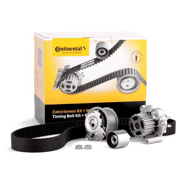 Zahnriemen Kit + Wasserpumpe CT1028WP3 CONTITECH CT1028WP3 in Original Qualität