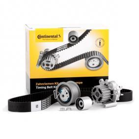 Water pump and timing belt kit Width: 30mm with OEM Number CT1028 CONTITECH
