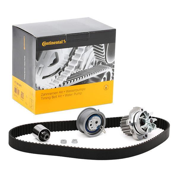 Zahnriemen Kit + Wasserpumpe CT1028WP5 CONTITECH CT1028WP5 in Original Qualität