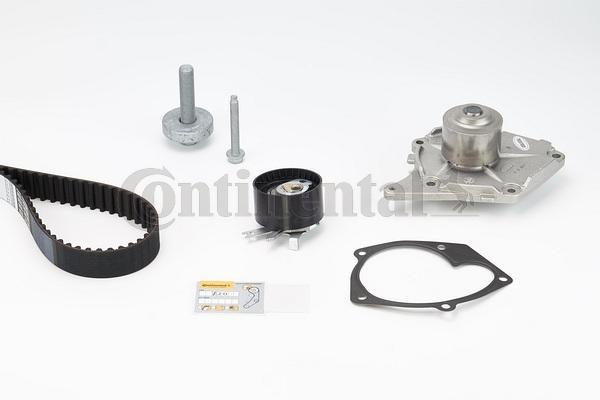 Zahnriemen Kit + Wasserpumpe CT1035WP2 CONTITECH CT1035K2 in Original Qualität