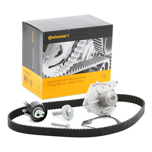 Timing belt kit and water pump CT1035WP3 CONTITECH CT1035WP3 original quality