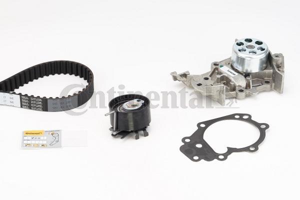 Water Pump + Timing Belt Kit CONTITECH CT1045K1 rating