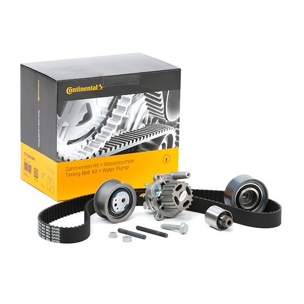 Timing belt kit and water pump CT1051WP1 CONTITECH CT1051WP1 original quality