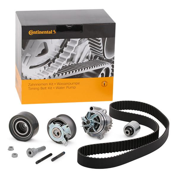 Timing belt kit and water pump CT1051WP2 CONTITECH CT1051 original quality