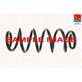 Fahrwerksfeder Ø: 118mm, Dicke/Stärke 1: 13mm mit OEM-Nummer 3C0511115AF