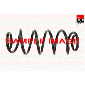 Coil Spring Ø: 138mm, Thickness 1: 13mm with OEM Number 424334