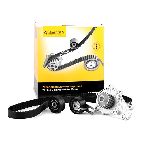 Timing belt kit and water pump CT1092WP1 CONTITECH CT1092WP1 original quality